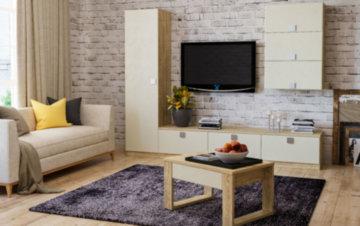 Купить Стенки готовые решения в Алупке в Интернет-магазине матрасов и мебели для дома Matraskoff.ru